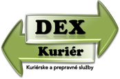 Logo Dex Kurier final